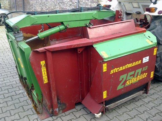 Strautmann Siloblitz 250 KD in