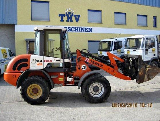 2006 Schaeff SKL 834 in