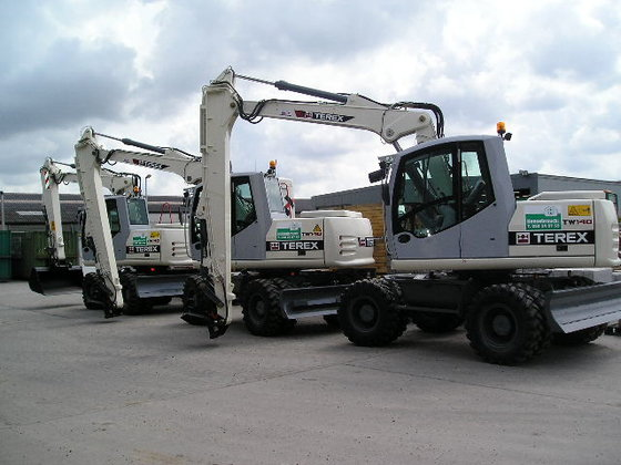 Atlas Terex TW 140 in