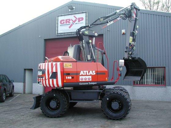 Atlas 140 W in Zedelgem,