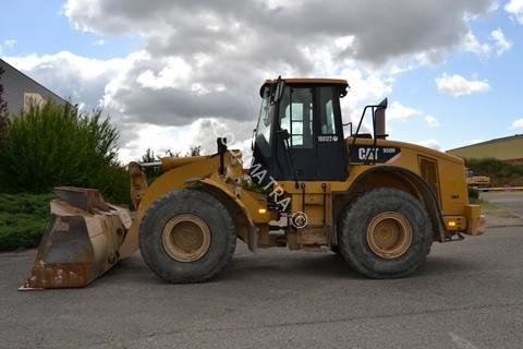 2008 Caterpillar 950 H in