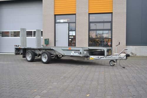 2011 Ifor Williams GX125 HD
