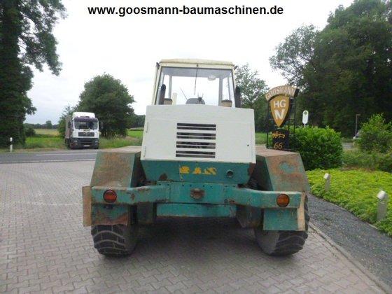 1979 Faun Frisch F115P in