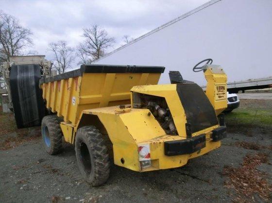1993 Carmix Carmix Dumper in