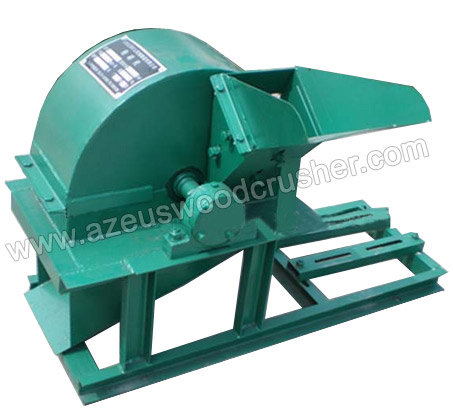 Azeus Single Inlet Wood Crusher