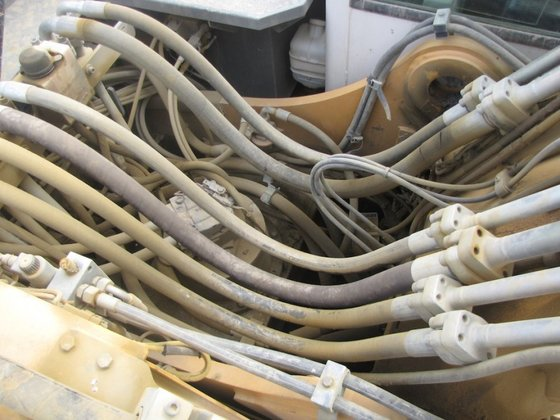 2006 LIEBHERR R934C HDS in