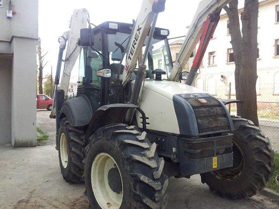 2011 Terex 970 in Vilnius,