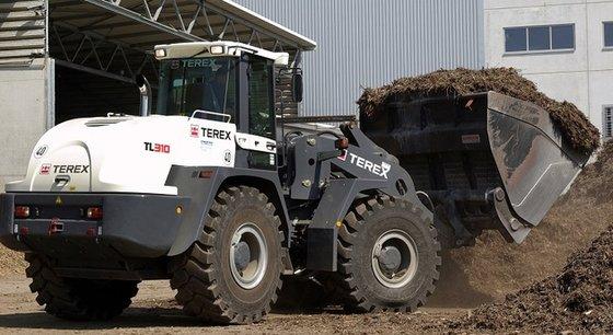 2012 Terex TL310 in Vilnius,