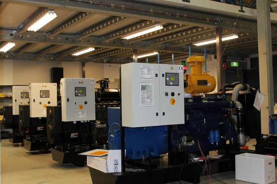 ABATO Aggregaat Generator Aggregat Noodstroom
