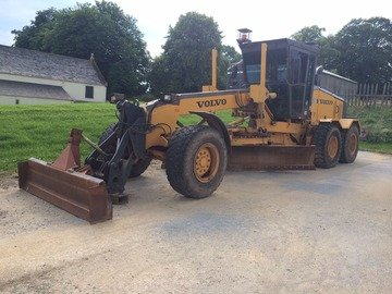 2005 Volvo G726B in Pengover