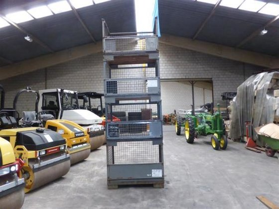 gitterbox in Putten, Netherlands