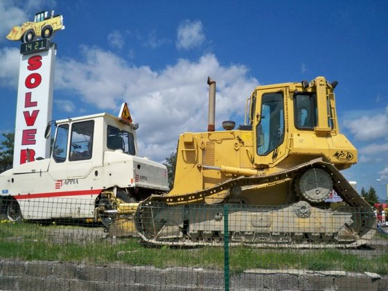 1996 Caterpillar D5H in Solignac-sur-Loire,