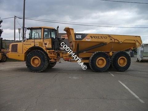 2008 Volvo A25E in Bon-Encontre,
