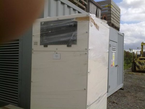 Wilson 550 Amp Automatic Changeover