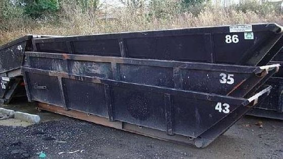 8 YARD SKIPS in Willenhall,
