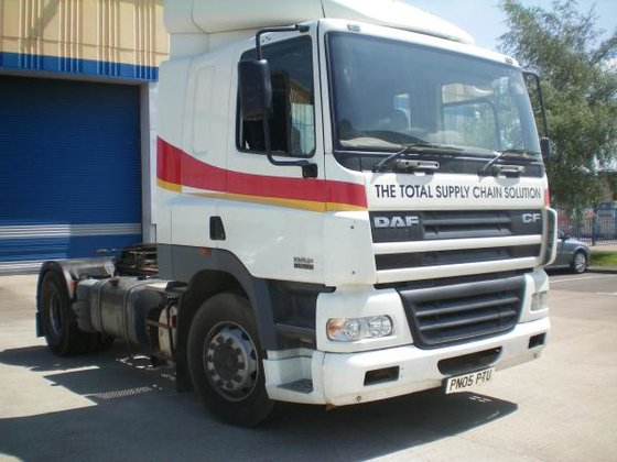 2005 DAF CF85 in Willenhall,