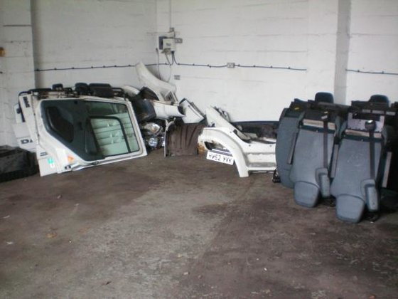 DAF CAB PARTS in Willenhall,