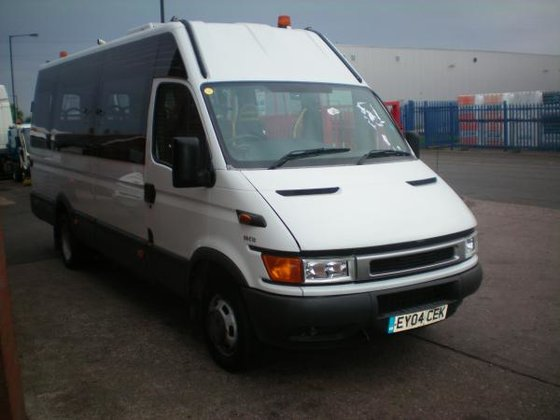 2004 Iveco DAILY 50S13 in