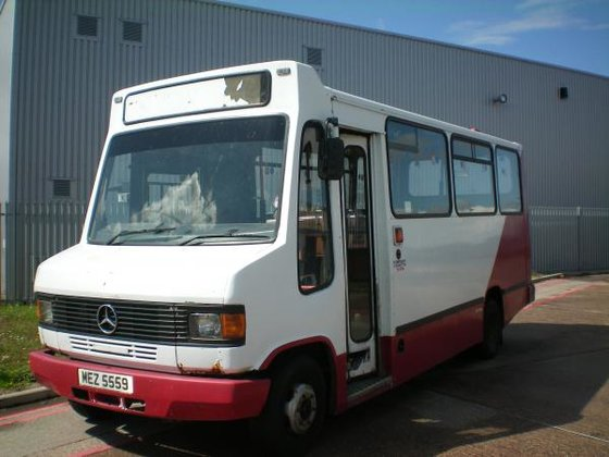 1993 Mercedes-Benz 709 in Willenhall,