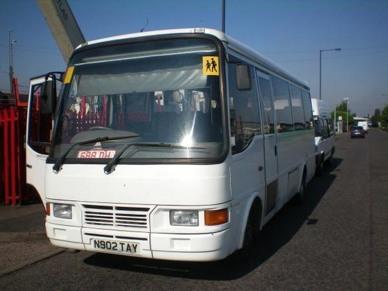 1996 Toyota CAETANO in Willenhall,