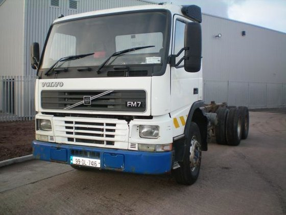 1999 Volvo FM7 in Willenhall,