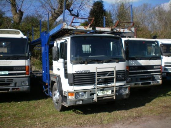 1996 Volvo FS7 in Willenhall,