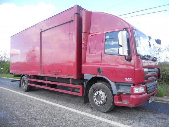 2008 DAF 65 220 in