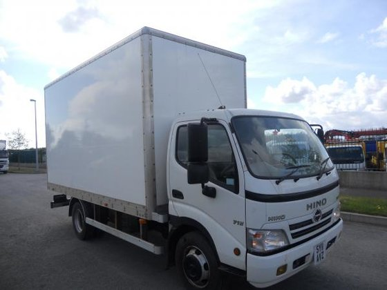 2011 Hino 300 SERIES in