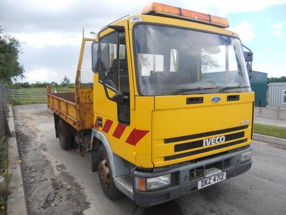 2000 Iveco 75 E15 in