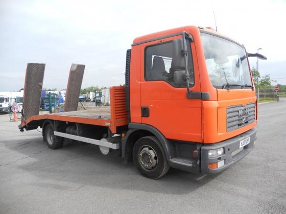 2007 MAN TGL 7.150 in