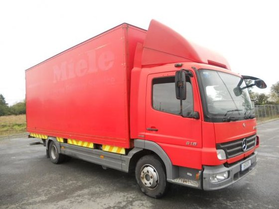 2009 Mercedes-Benz 818 in Naas,