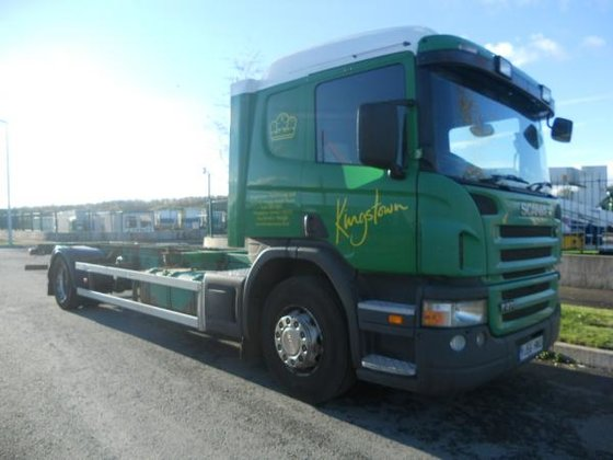 2006 Scania P 270 in