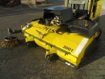 2001 MTS 2001 veegmachine met