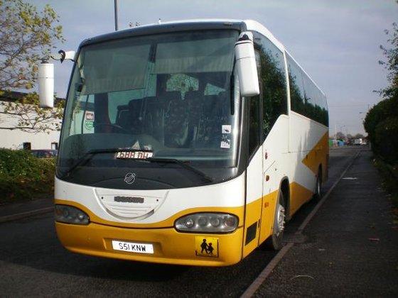 Scania 94 310 IRIZAR in