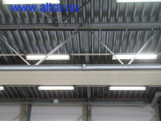 Staalconstructie Hal/ loods in Heerenveen,