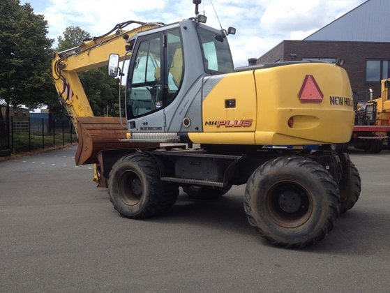 2007 New Holland MH Plus