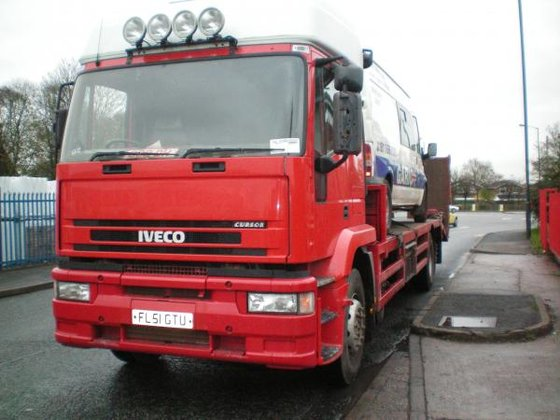 2001 Iveco CURSOR in Willenhall,