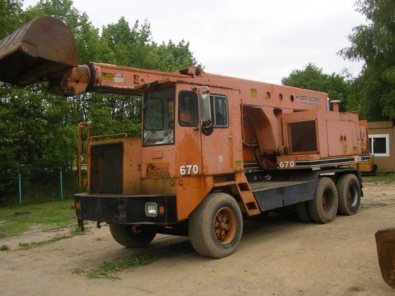 1994 BADGER H670 in Vilnius,