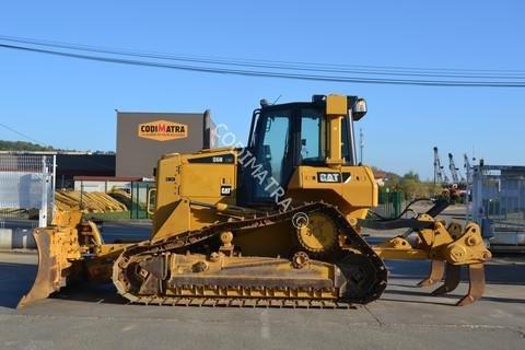 2008 Caterpillar D6N LGP in