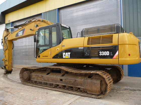2007 2007 CAT 330DL in
