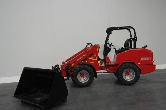 2013 Schffer 3550 T in