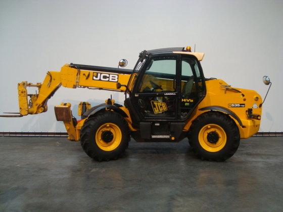 2008 JCB 535 - 140