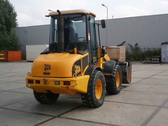 2001 JCB 409ZX in Zeewolde,