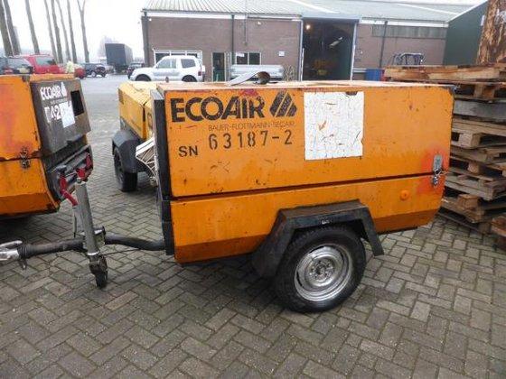 1991 EcoAir F42 in Putten,