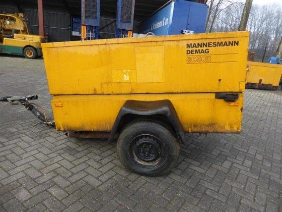 1990 Mannesmann Demag SC50DS-F in