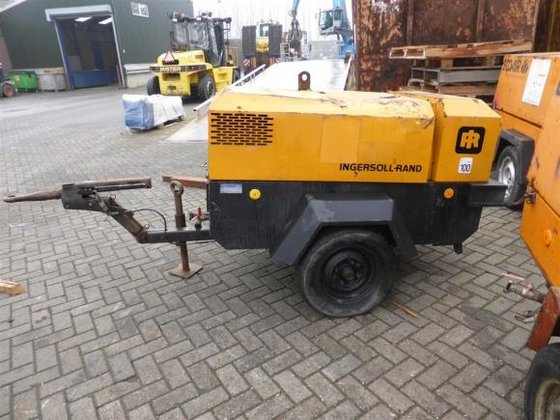 1990 Ingersoll Rand P130WD in