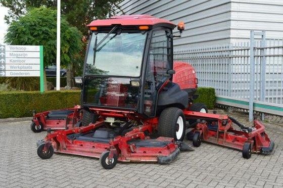 2009 Toro, Groundsmaster 5910-D (31599)
