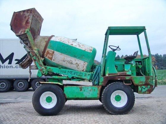 2000 Merlo DBM2000 in Veldhoven,