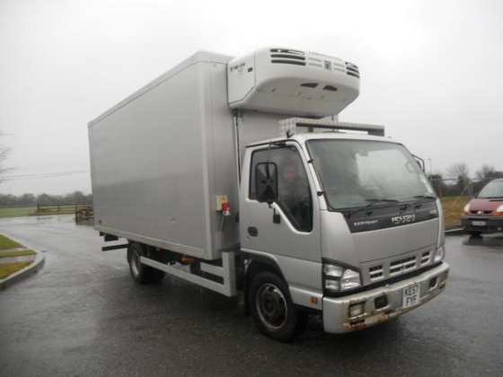 2007 Isuzu NQR in Naas,