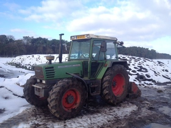 FENDT 308 LSA in Veghel,